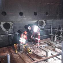 maszyna do wiercenia w  betonie