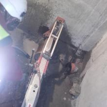 wiercenie w betonowych stropach