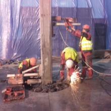 wycinanie betonu