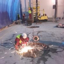 wycinanie w betonie
